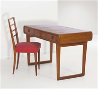 scrivania e sedia by gio ponti