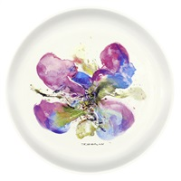 the orchid by zao wou-ki