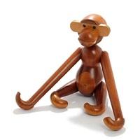 large and monkey, movable by kay bojesen