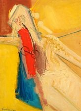 den blonde pige by wilhelm freddie