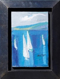 les voiles blanches by marie astoin