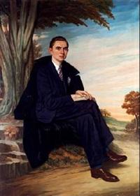 retrato de joven by jesus rodriguez corredoyra de castro