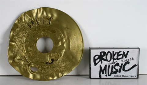 broken music by milan knizak