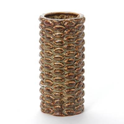 cylindrical vase by axel johann salto