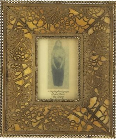 picture frame by tiffany studios