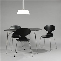 100 years jubilee set (set of 5) by arne jacobsen