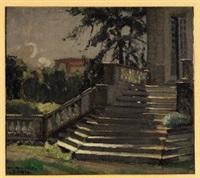 scalinata villa regina - torino by metello merlo