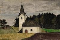 die kapelle unserer lieben frau bei mühldorf/halfing by hans huber-sulzemoos