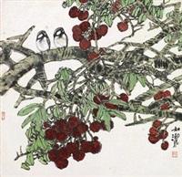 荔枝 by liang rujie