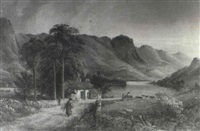 a small holding at the edge of a highland loch by j. renshaw