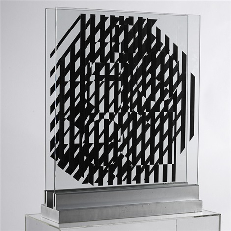 nethe by victor vasarely