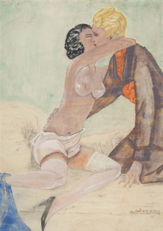 un chaud été by andré masson