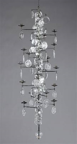 chandelier by erik höglund