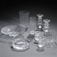 tableware items (9 works) by iittala