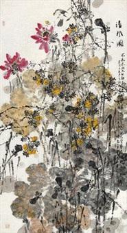 清风图 by liang shimin