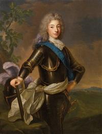 bildnis louis françois de bourbon, prince de conti (1717-1776) by pierre gobert