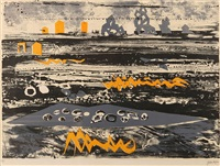 britanny beach (levinson 117) by john piper