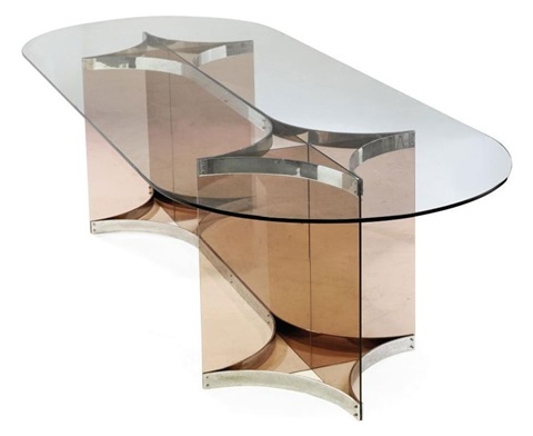 dining table by alessandro albrizzi