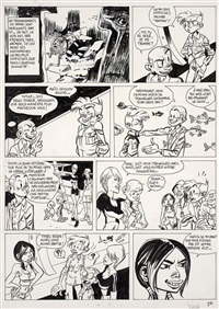 spirou et fantasio by yoann chivard