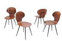 quattro sedie by carlo ratti