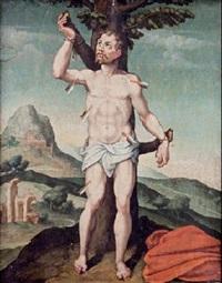 san sebastian by hernando de ávila