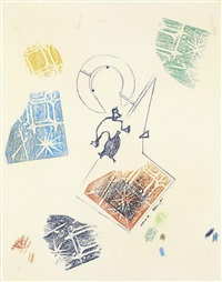 pour lewis carrol by max ernst