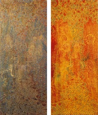 15 b union park (diptych) by sam earle