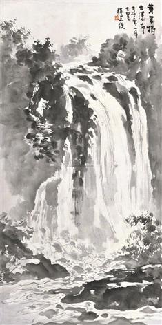黄果树大瀑布 by zhang wenjun