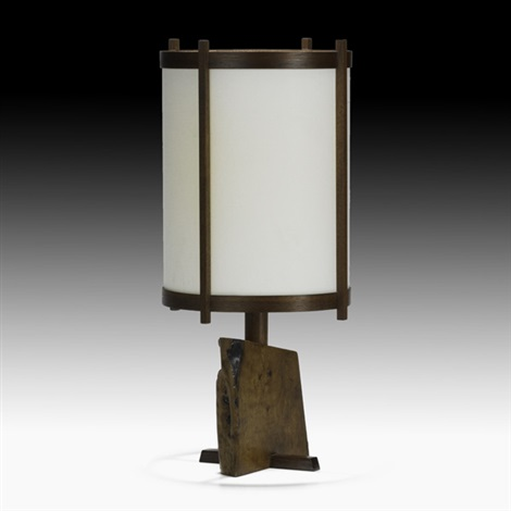 desk lamp by george nakashima