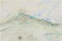 kinesisk landskab (chinese landscape) by else alfelt