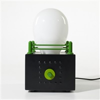 zero visibility table lamp by matteo thun and andrea lera