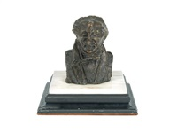 bust of alexandre-simon pataille by honoré daumier