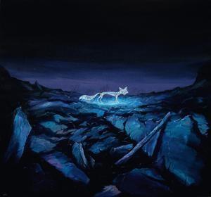 银狐之夜 by liu bin