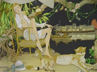 the lady from hong kong by philippe noyer