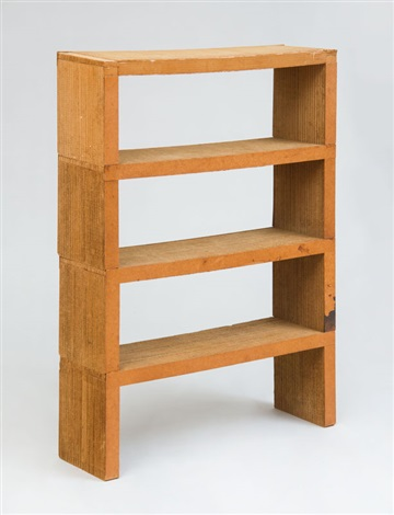 Stacking Bookshelf By Frank Gehry
