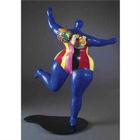 nana dawn by niki de saint phalle on artnet. Black Bedroom Furniture Sets. Home Design Ideas