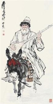 喀什印象 by huang zhou