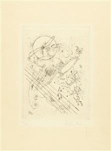 radierung mit fünf diagonalen by wassily kandinsky