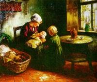 happy hours by cornelius christiaan zwaan