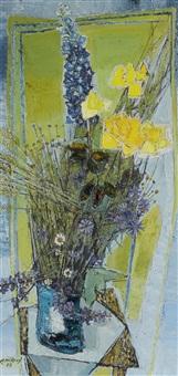 bouquet de fleurs by harold macavoy