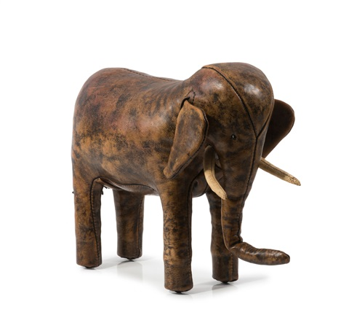 Elephant Foot Stool By Dimitri Omersa On Artnet