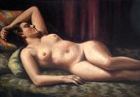 desnudo by rafael argeles y escriche