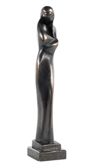 femme by alexander archipenko