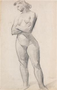 desnudo de mujer by juan clara ayats