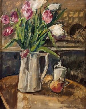 tulipanes by antonio santos grau