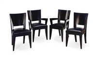 ocean chairs (set of 10) by dakota jackson
