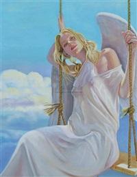 angel by lin shengyuan