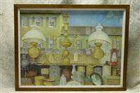 morrell's - the brass chandelier by katherine steele renninger