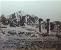 anatolie, turquie, sardis, ephèse (5 works) by sandor alexander svoboda