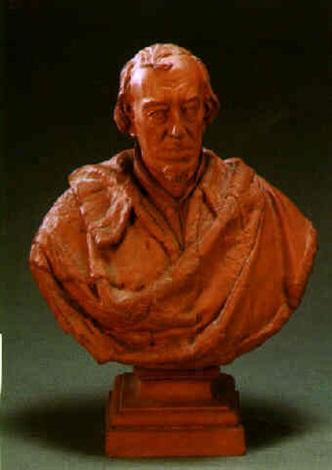 disraeli a bust by mario raggi